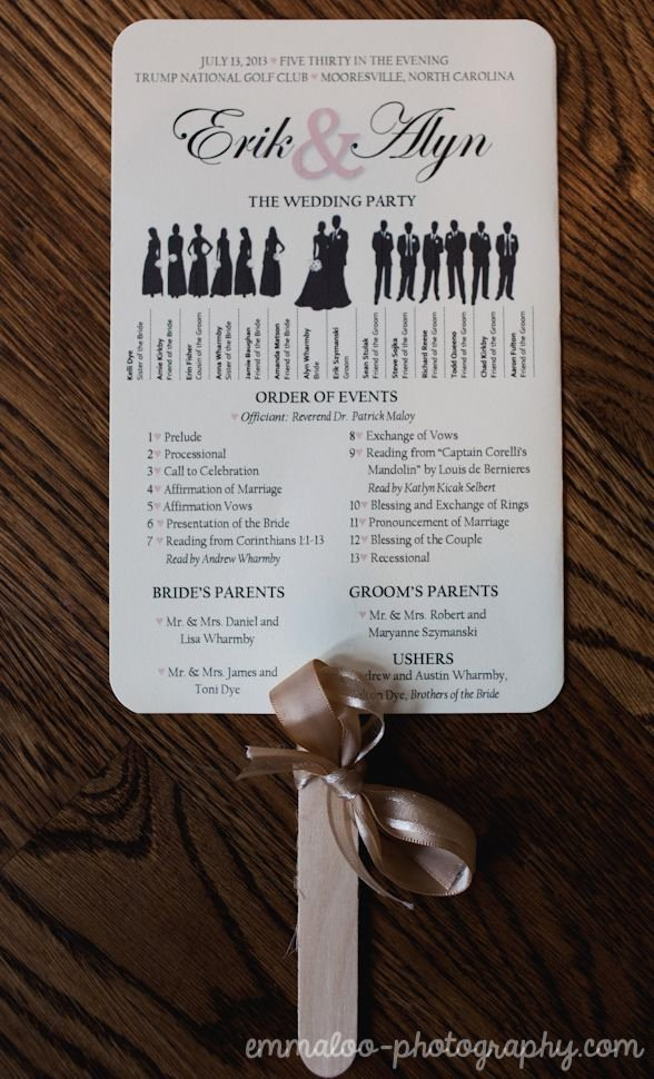 Wedding Program Fan Kit Best Of Best 25 Fan Wedding Programs Ideas Only On Pinterest