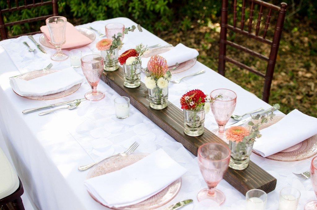 Wedding Project Plan Unique Glass Insulator Centerpiece Tutorial Pensacola Wedding