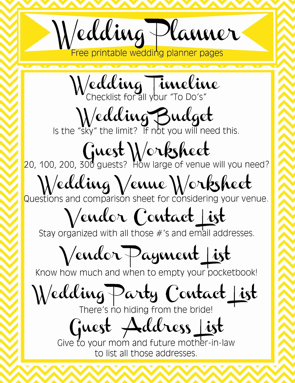 Wedding Vendor Contact List Template Awesome Tro O Blogg the Yellow Wallpaper Quotes Marriage