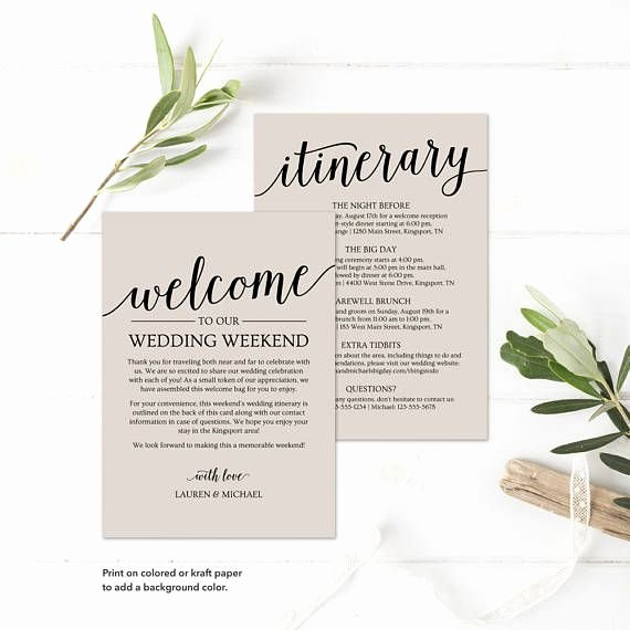 Wedding Weekend Itinerary Template Free Elegant the 25 Best Wedding Itinerary Template Ideas On Pinterest
