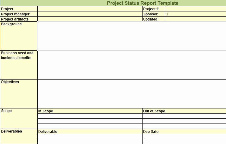 Weekly Project Status Report Template Excel Awesome Weekly Project Status Report Template In Excel Microsoft