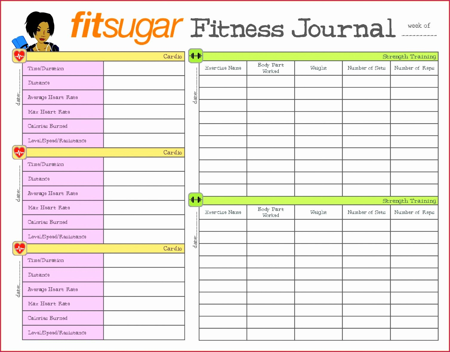 Weight Lifting Tracking Sheet Lovely Excel Diet Spreadsheet New Weight Tracking Sheet Savesa