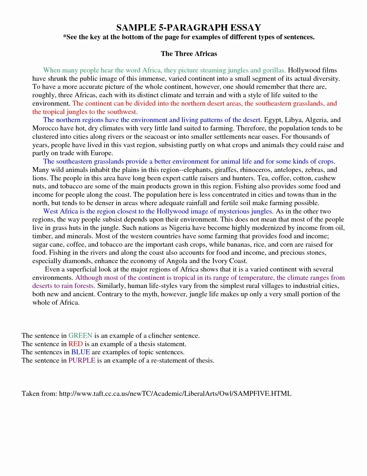 Well Written Essays Examples Awesome 5 Paragraph Essay Example
