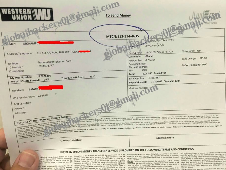 Western Union Fake Receipt Generator Unique Fake Moneygram Receipt Template Payment Create Generator