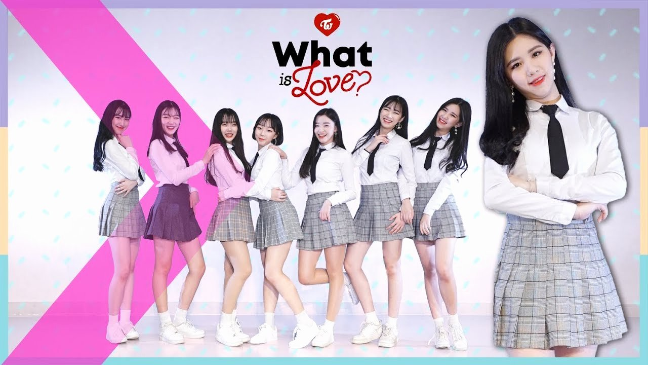 What is Love Pictures Luxury Twice트와이스 What is Love Dance Cover
