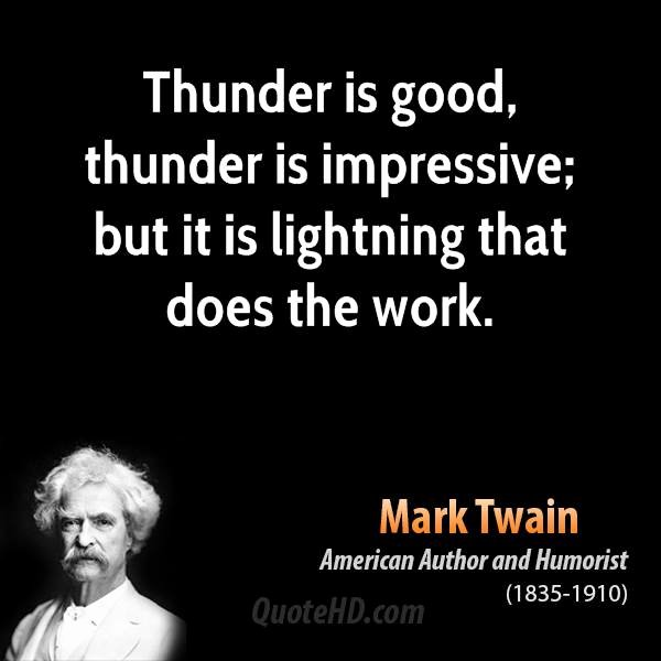 What is the Definition Of Impressive Fresh Love Thunder and Lightning Quotes Quotesgram