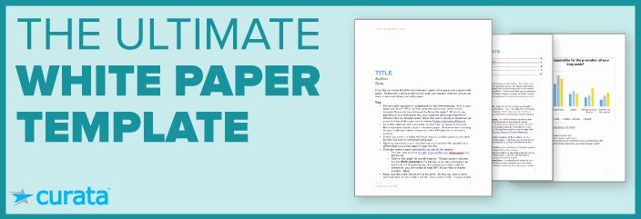 White Paper Outline Template Fresh White Paper Your Ultimate Guide to Creation