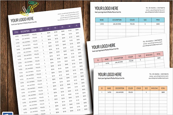 Wholesale Price List Template Inspirational Pricing Table Templates Psd Free & Premium Templates