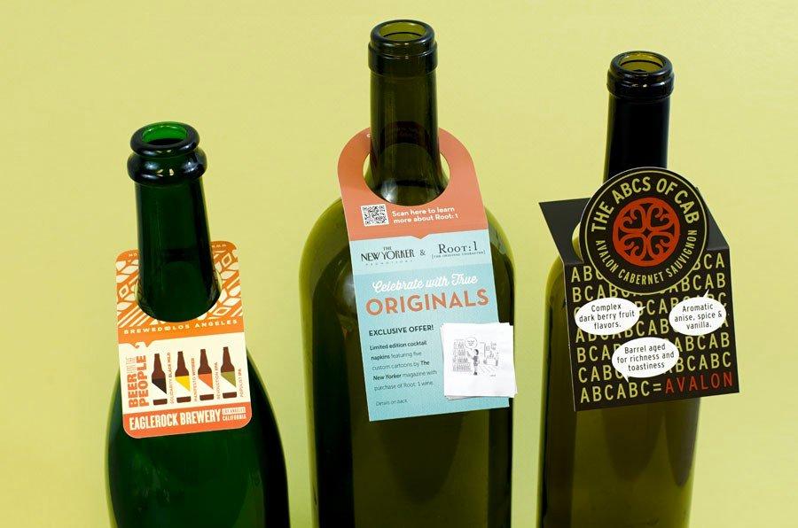 Wine Shelf Talker Template Free Fresh F Silky Smooth Bottle Neckers & Shelf Talkers June