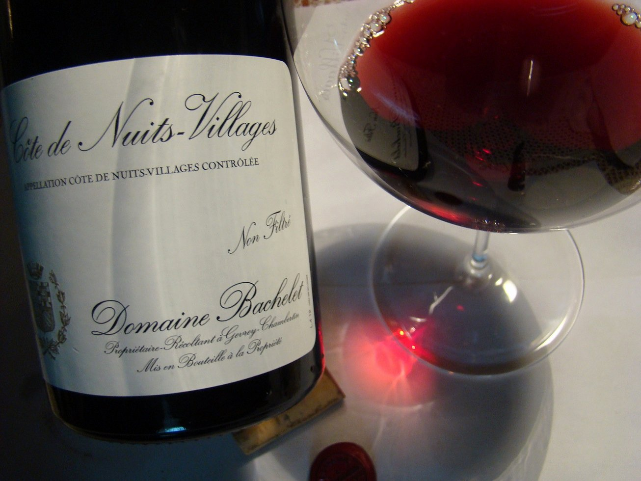 Wine Tasting Journal Template Fresh 2012 Domaine Denis Bachelet Côte De Nuits Villages Wine