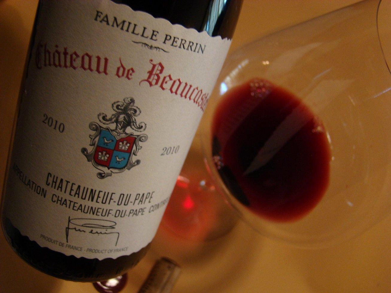 Wine Tasting Journal Template Unique 2010 Château De Beaucastel Châteauneuf Du Pape Wine and