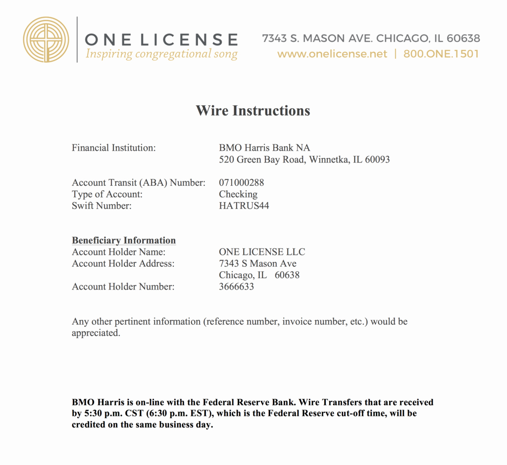 Wire Instruction Template Best Of Wire Transfer Instructions & International Payments – One