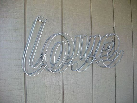 Wire Instructions Template Awesome 39 Wire Letters with Diy Instructions