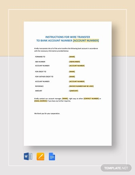 Wiring Instructions Template Elegant 131 Free form Templates [download Ready Made Samples