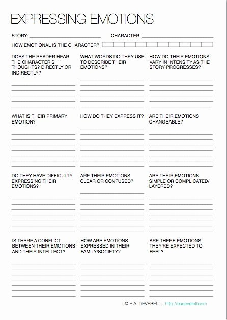 Writing Process Worksheet Pdf New the Writer S Handbook • Creative Writing Worksheet