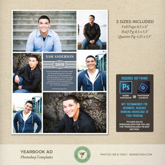 Yearbook Ad Templates Free Download Best Of Graduation Yearbook Ad Templates Dedication Tribute