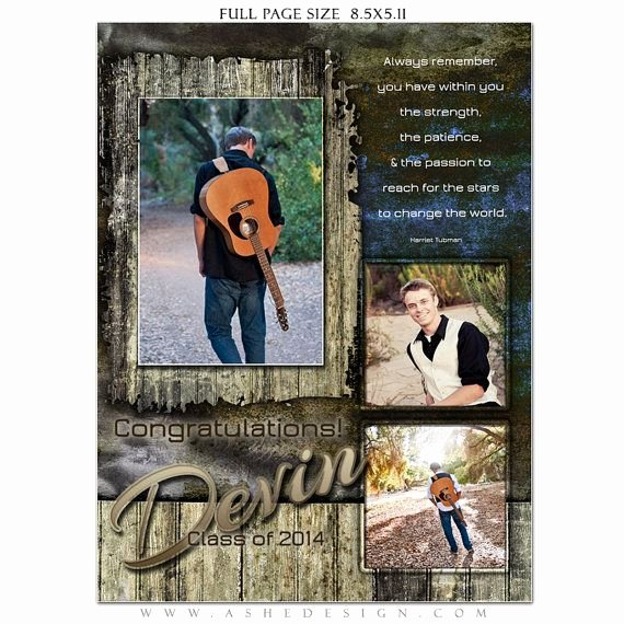 Yearbook Ad Templates Free Download Lovely 17 Best Ideas About Senior Yearbook Ads On Pinterest