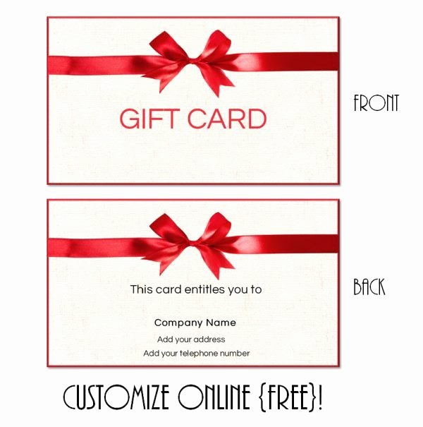 Younique Gift Certificate Template Fresh 19 Best Ideas About Gift Cards On Pinterest