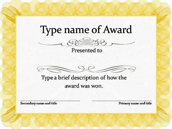 Younique Gift Certificate Template Lovely Certificate Template Free