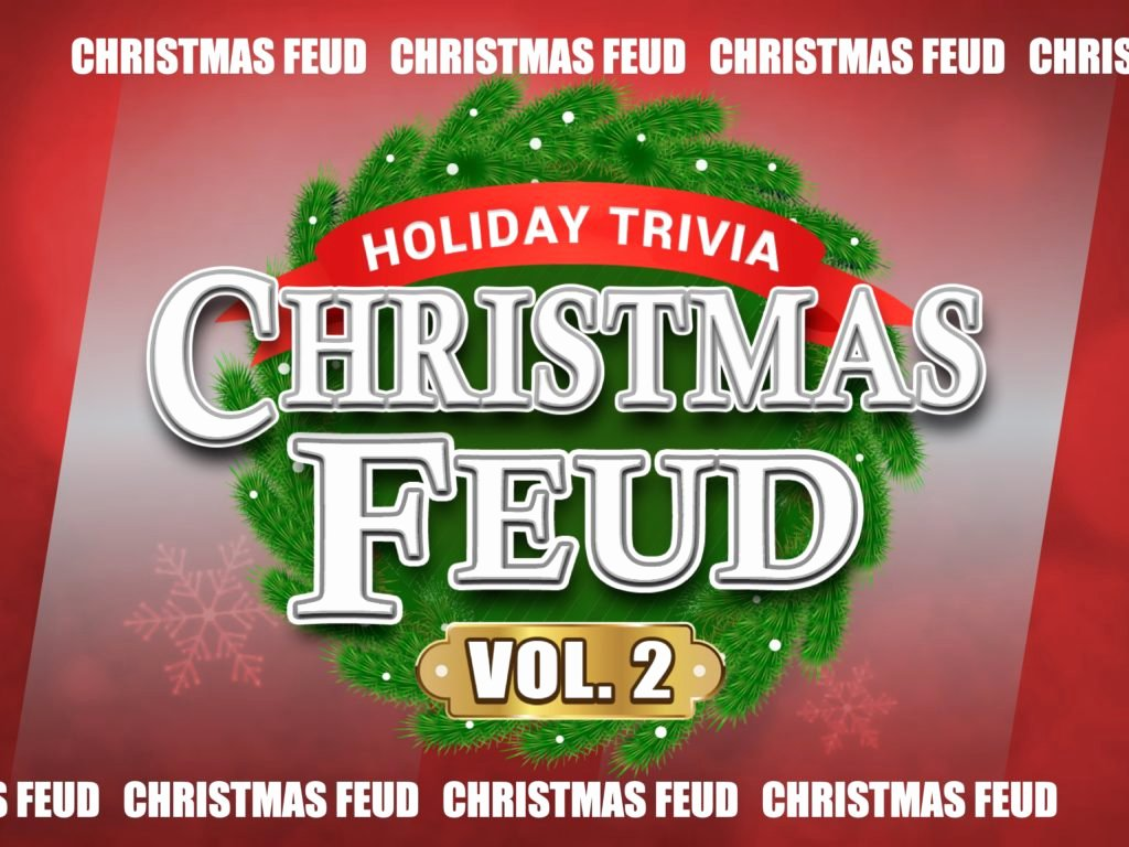 Youth Downloads Family Feud Inspirational Christmas Feud Vol 2 Family Feud Trivia Powerpoint Game