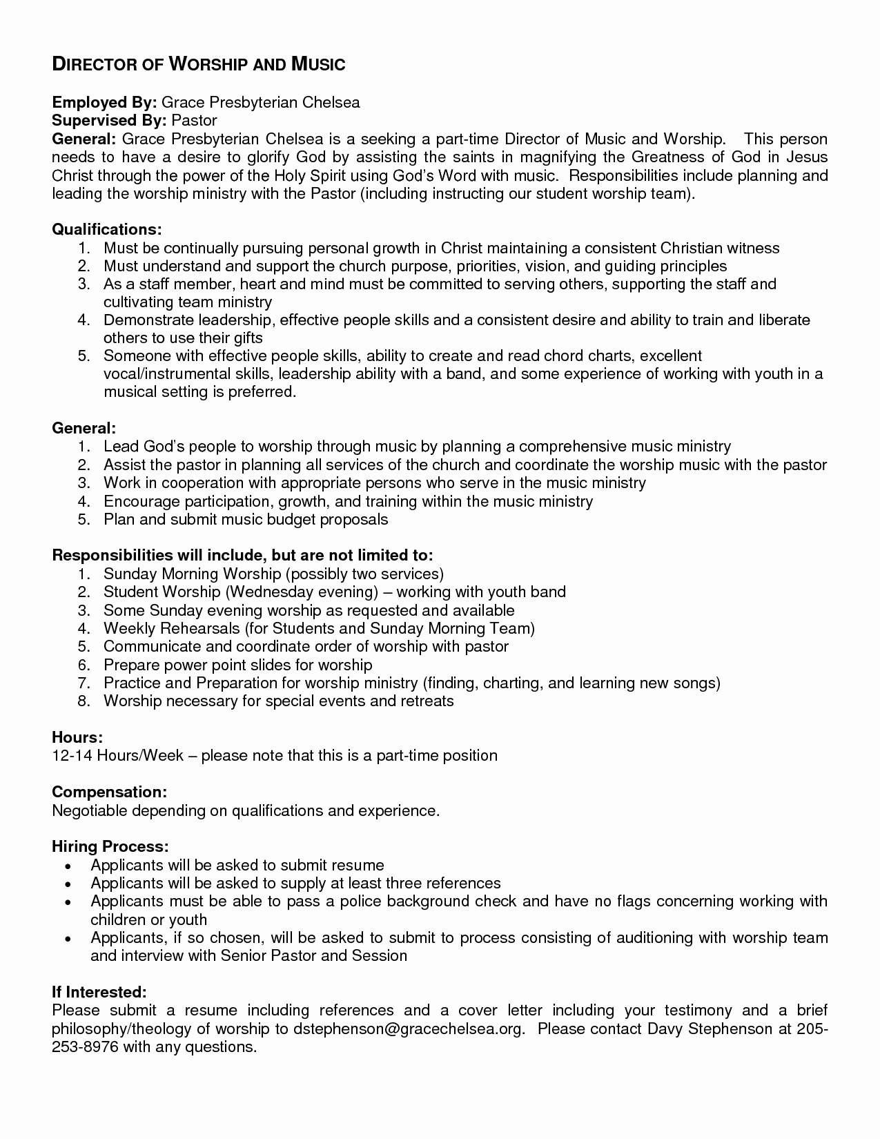 Youth Ministry Budget Template Luxury Proposal Letter for Youth Ministry